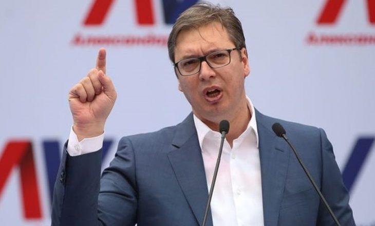 Vuçiq jep detaje për incidentin në presidencë pasi e ftoi për duel Jeremiqin