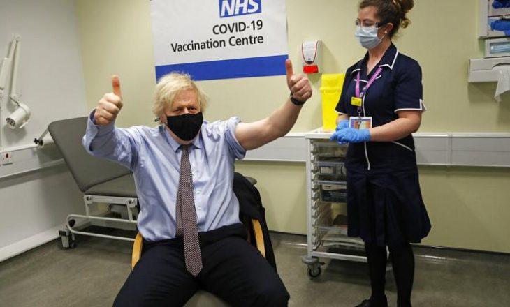 Mbretëria e Bashkuar ka vaksinuar mbi 75% të të rriturve