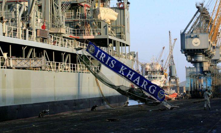 Iran: Fundoset anija më e madhe e marinës