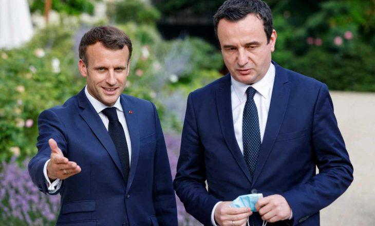 Kurti për median franceze Le Monde: Vuçiqi duhet ta kuptojë, është vetëm një çështje mes nesh