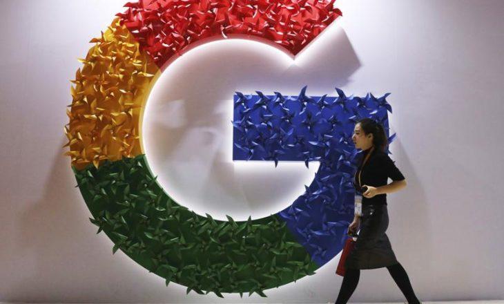Zyrtarët e BE-së ngrisin hetim mosbesimi ndaj Google