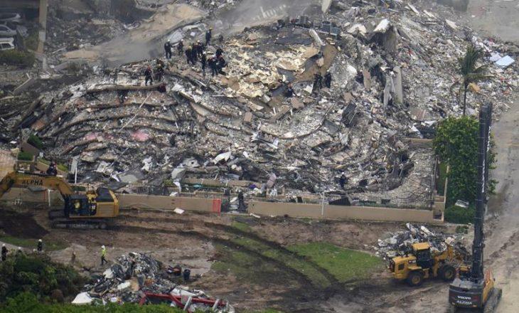 159 persona akoma s'janë gjetur nën rrënojat e ndërtesës në Florida