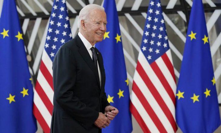 Bideni lehtëson raportet tregtare me BE-në para takimit me Putinin