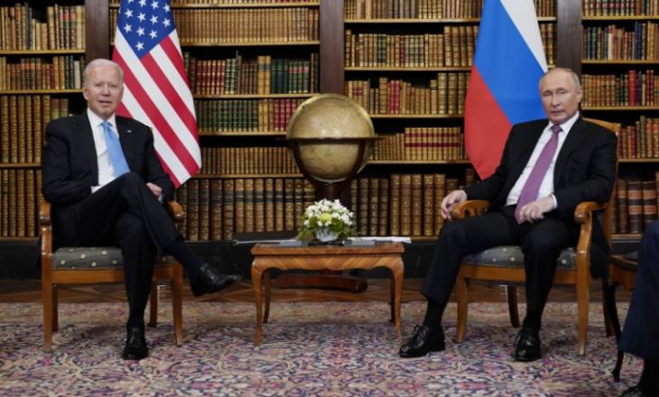 Përfundon takimi Biden & Putin