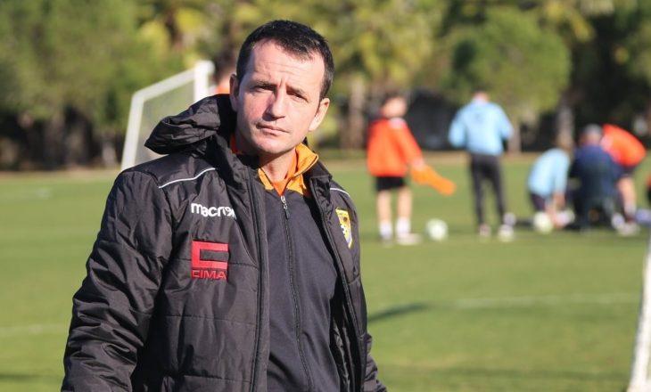 Jep dorëheqje drejtori sportiv i Ballkanit
