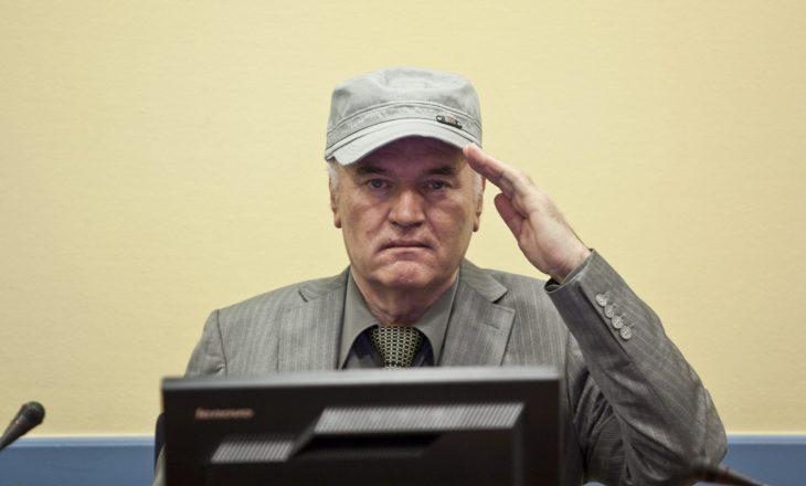 Nesër shpallet vendimi i Gjykatës së Hagës për kriminelin Mladiq