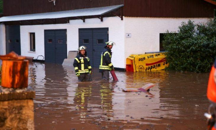 Vërshime në Gjermani, raportohet për një të vdekur dhe disa të plagosur
