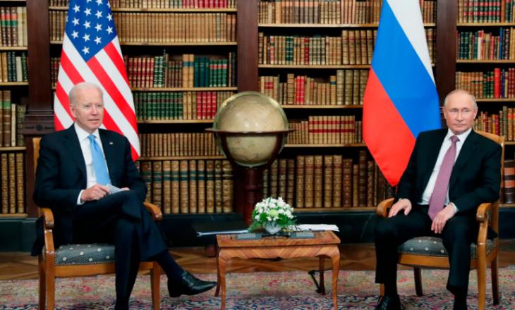 Putin: Jemi të gatshëm të bisedojmë edhe më tutje me Uashingtonin