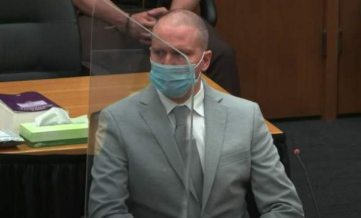 Vrasësi i George Floyd dënohet me 22 vjet burg