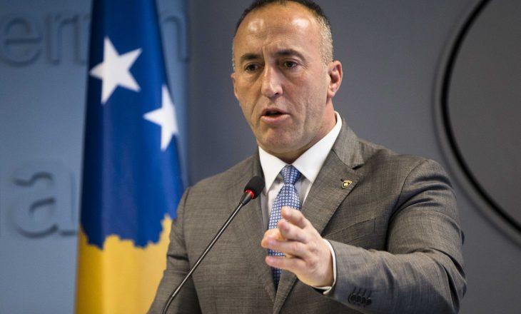 """""""Marrëveshja e Washingtonit është jolegjitime"""", Haradinaj: Qeveria Kurti po rrezikon partneriterin me Amerikën"""