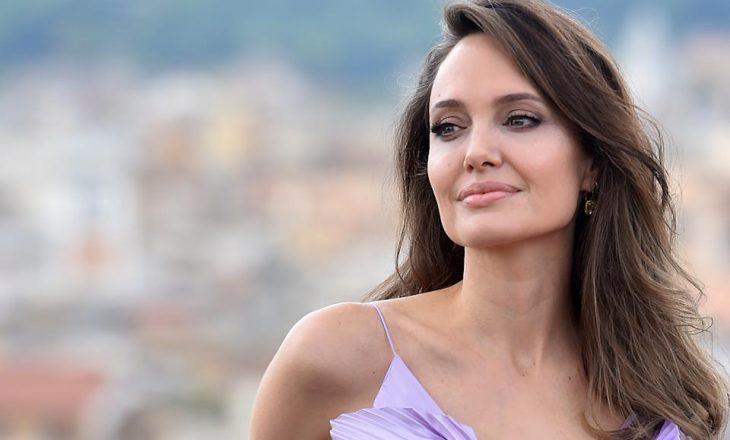 Angelina Jolie sot feston ditëlindjen, kaq vjet mbushi ajo