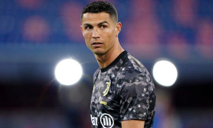 Kjo është e vetmja shqiptare që Ronaldo ndjek në Instagram