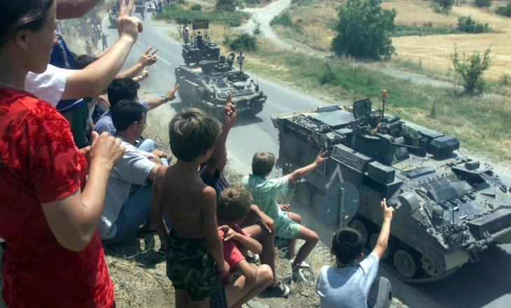 22 vjet nga përfundimi i pushtimit të Kosovës nga Serbia