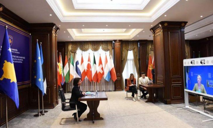 Estonia përkrah Kosovën drejt integrimit evropian