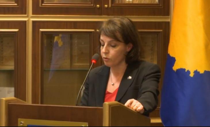 Gërvalla pas takimit me kryediplomatin grek: Pavarësia e Kosovës është fakt i pandryshueshëm