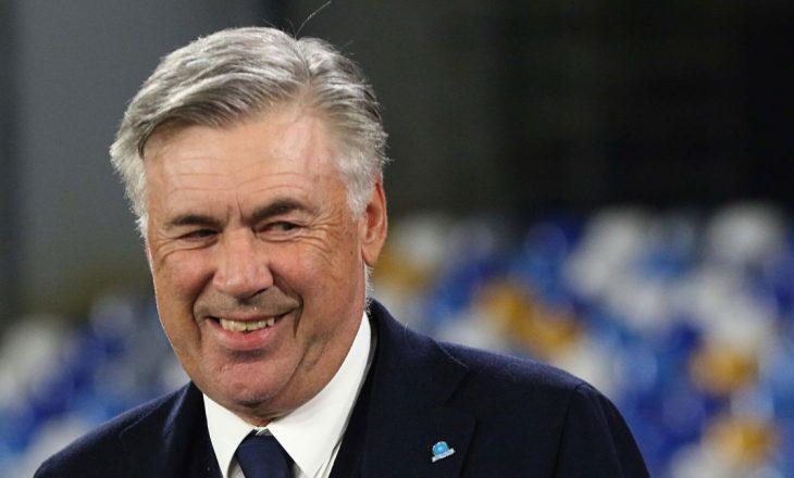 Marca: Ancelotti do të jetë trajner i Real Madridit