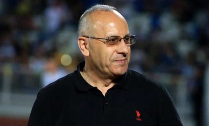 Agim Ademi uron Prishtinën për suksesin e arritur në Champions