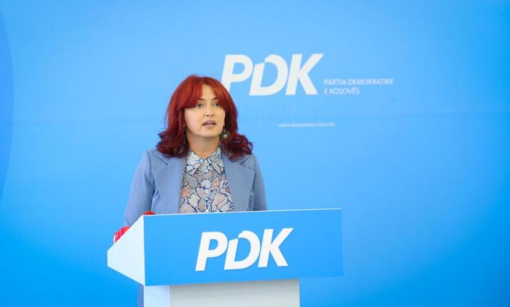 Deputetja e PDK-së kritikon Qeverinë Kurti për nepotizëm