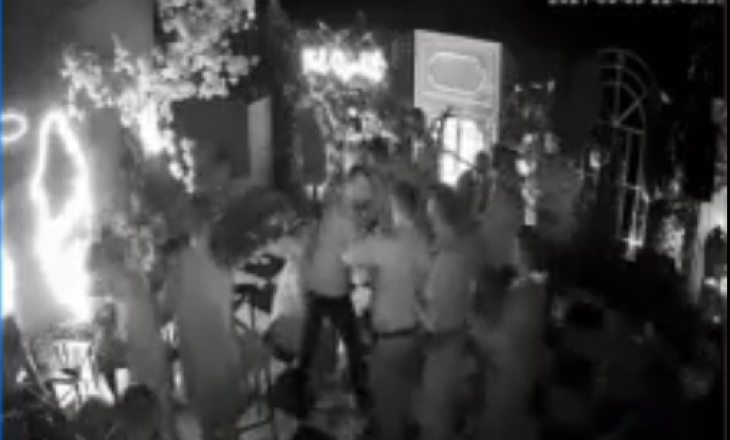Incidenti mes Faik Fazliut dhe policisë – publikohen pamjet