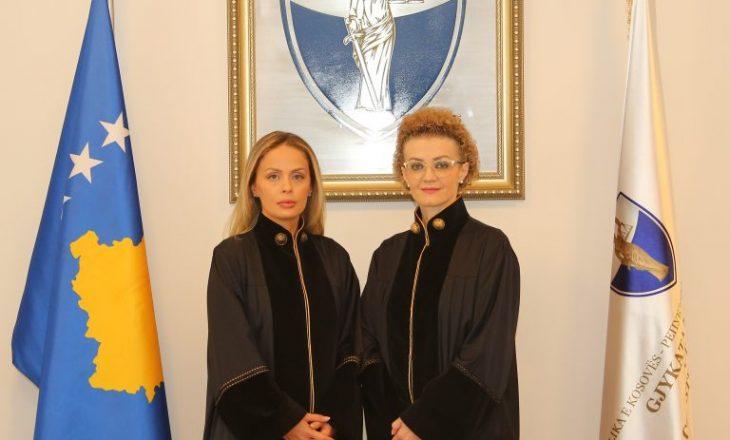 Gresa Caka-Nimani vihet në krye të Gjykatës Kushtetuese