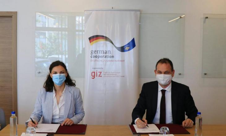 Kosova përfiton 1.7 milion euro, asistencë teknike nga Qeveria gjermane