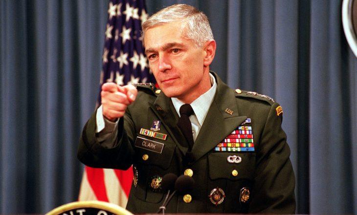 Gjenerali amerikan, Wesley Clark do ta vizitojë Kosovën