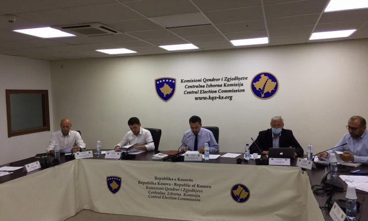 KQZ-ja emëron anëtarët e 38 Komisioneve Komunale të zgjedhjeve