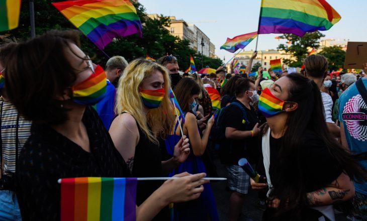 Vendet e BE-së dënojnë Hungarinë për ligjin anti-LGBTQ