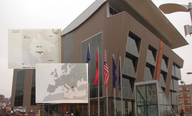 Kosova ende paraqitet pjesë e Serbisë në disa libra shkollor – MASHT-i s'ka përgjigje