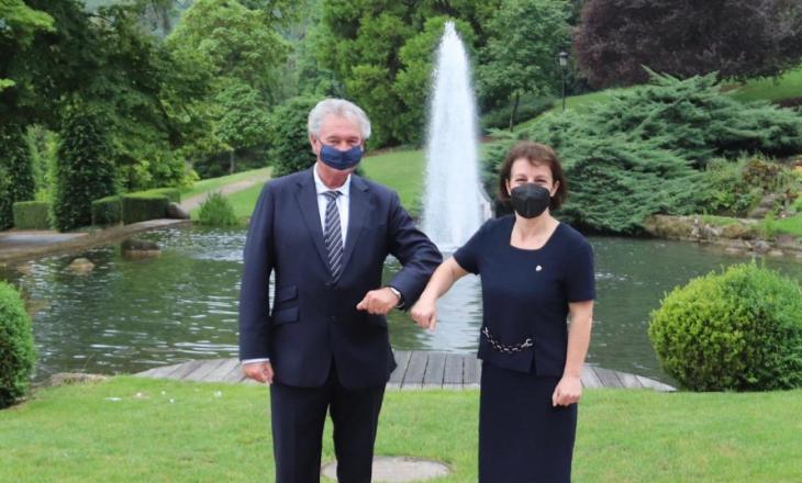 Luksemburg: Normalizimi i marrëdhënieve Kosovë – Serbi, thelbësor për stabilitet rajonal