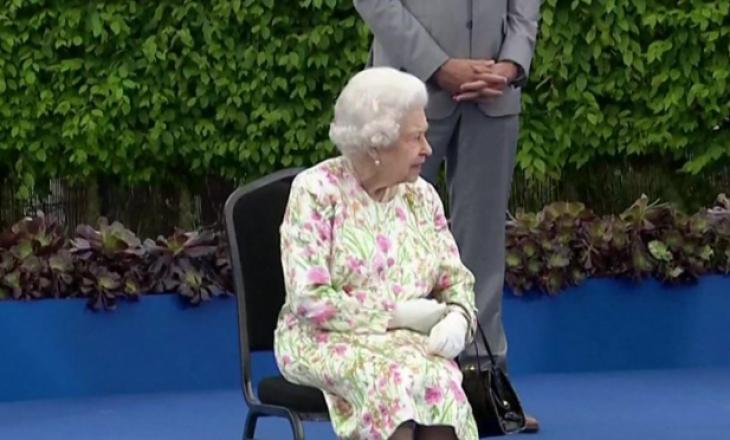 Shakaja e Mbretëreshës që i plasi në gaz liderët botërorë (VIDEO)