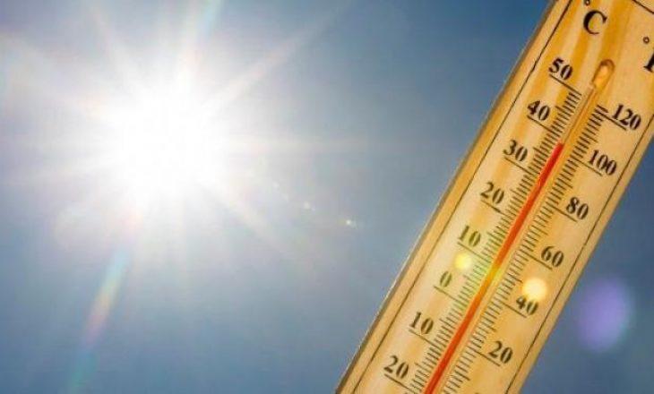 Temperaturat deri në 36 gradë Celsius sot në Kosovë