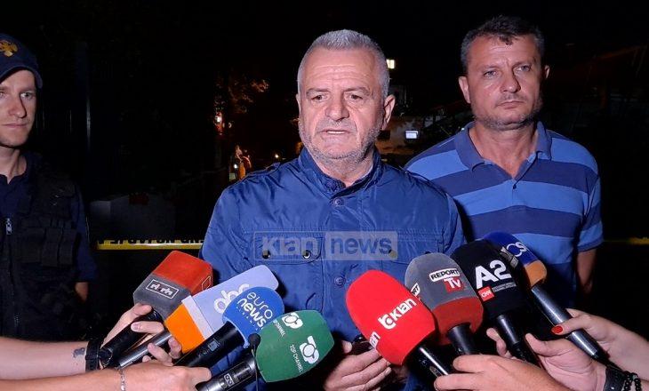 Vrasja në Velipojë, drejtori i policisë: Sherri nisi për çadrat dhe shezlongët