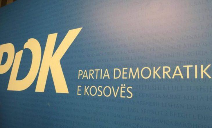 PDK mban Konventën zgjedhore të shtunën, 794 delegatë pjesëmarrës