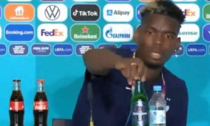 UEFA i largon shishet me birrë 'Heineken' nga konferenca nëse paraqitet një lojtar mysliman