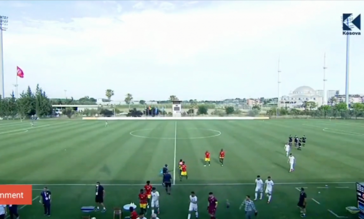 Përfundon pa gola pjesa e parë mes Kosovës dhe Guinesë