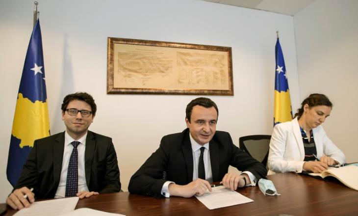 Kurti në takim virtual me BERZH-in: Partner i pazëvendësueshëm për Kosovën