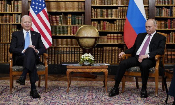 Biden dhe Putin takohen në Gjenevë