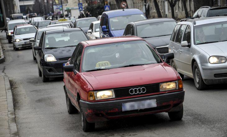 Mbi 208 mijë vetura të paregjistruara në Kosovë
