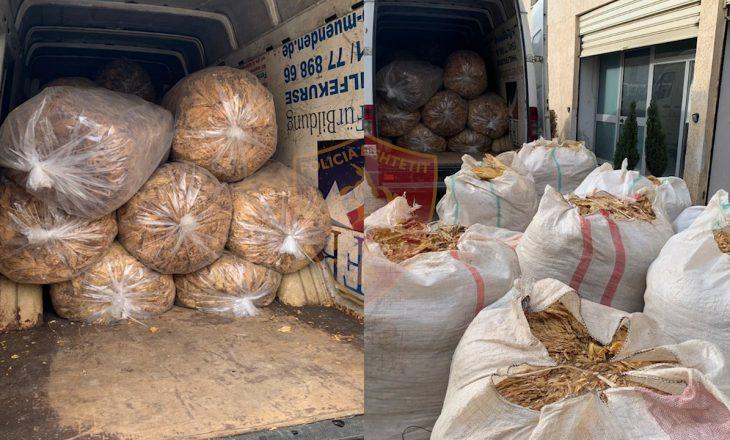 Dogana kap rreth 5 ton duhan të kontrabanduar