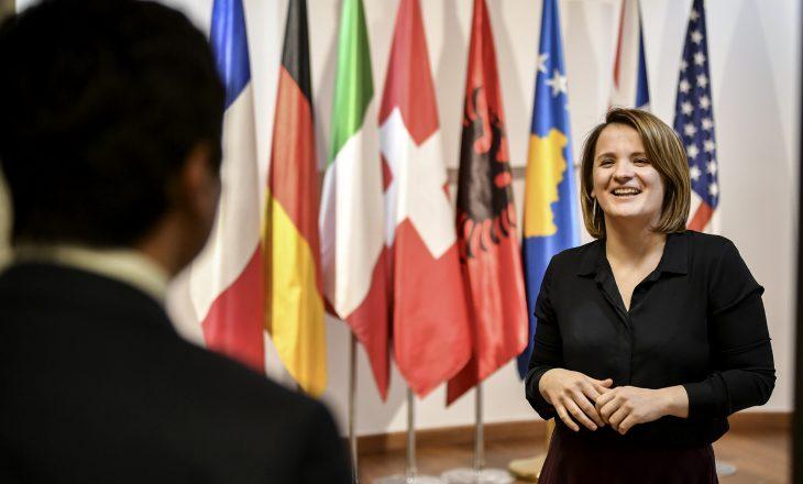 Zëvendësministrja e Punëve të Jashtme: Një dialog parimor nënkupton një dialog të bazuar në parimin e reciprocitetit
