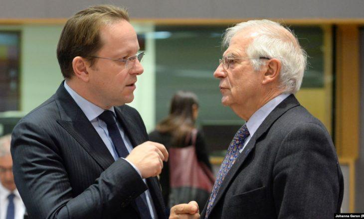 Borell dhe Varhelyi pas dënimit të Mladiqi: Lavdërimi i kriminelëve kundërshton vlerat evropiane
