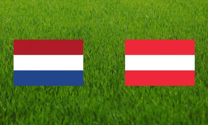 Hollandë – Austri: Formacionet zyrtare