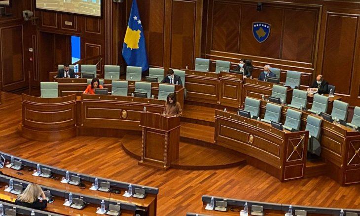 Haxhiu: Të martën finalizohet drafti i parë i koncept dokumentit për vetingun