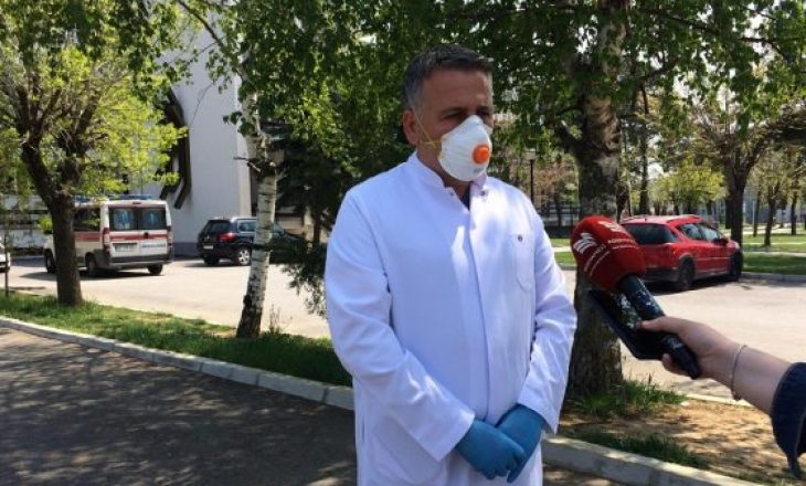 Arben Vishaj emërohet u.d. drejtor i Klinikës Infektive