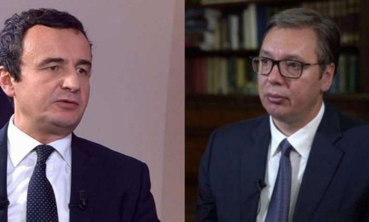 Kurti dhe Vuçiq takohen më 15 qershor