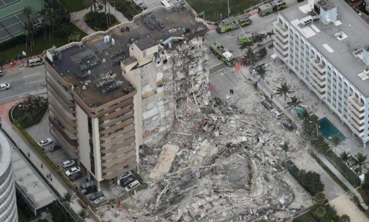 Shkon në 99 numri i të zhdukurve nga shembja e ndërtesës në Miami të Floridas