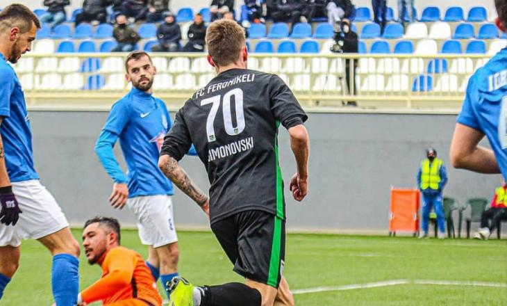 E kryer: Marko Simonovski do të jetë lojtar i Dritës