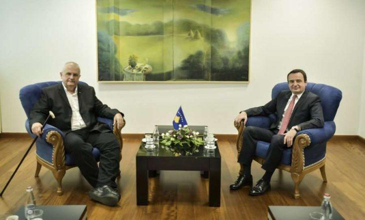 Kurti e Çanak pajtohen se Serbia duhet t'i hapë arkivat dhe të japë informacione për varrezat masive