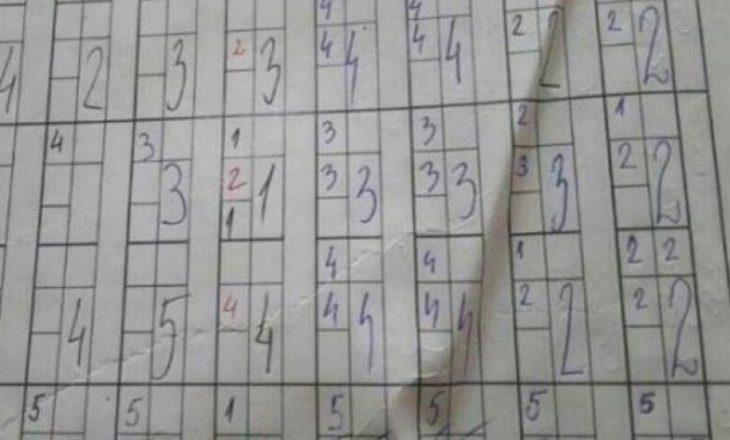 Dënohet mësuesi që ia përmirësoi notat djalit të tij në Drenas
